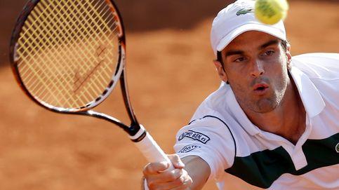 Andújar remonta a Kohlschreiber y se mete en tercera ronda de Roland Garros