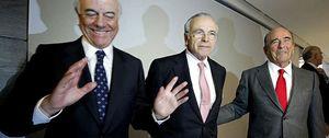 La Caixa, Santander y BBVA perfilan sus ofertas por Novagalicia y Catalunya Banc