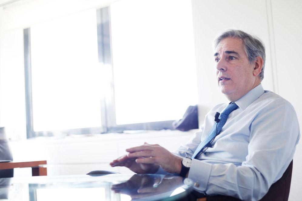 Foto: El presidente de Unidad Editorial, Antonio Fernández Galiano (E.Villarino)