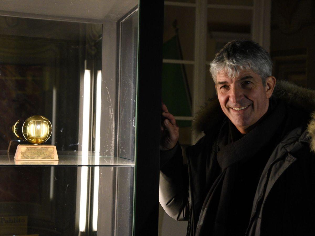 Foto: Paolo Rossi, en una imagen de archivo. (EFE)