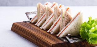 Post de Por qué debes cortar siempre el sándwich. Y tiene que ser en diagonal