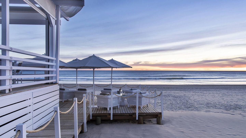 Solo de pensar en comer aquí, en el Duna Beach, ya nos emocionamos. (Cortesía)