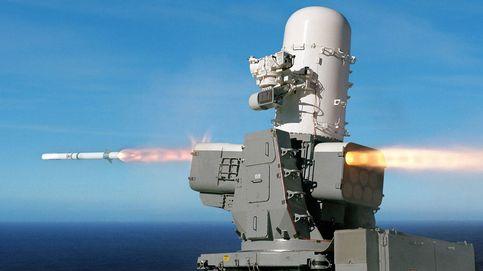 España se deja 11 millones en 'blindar' su buque de combate más desprotegido