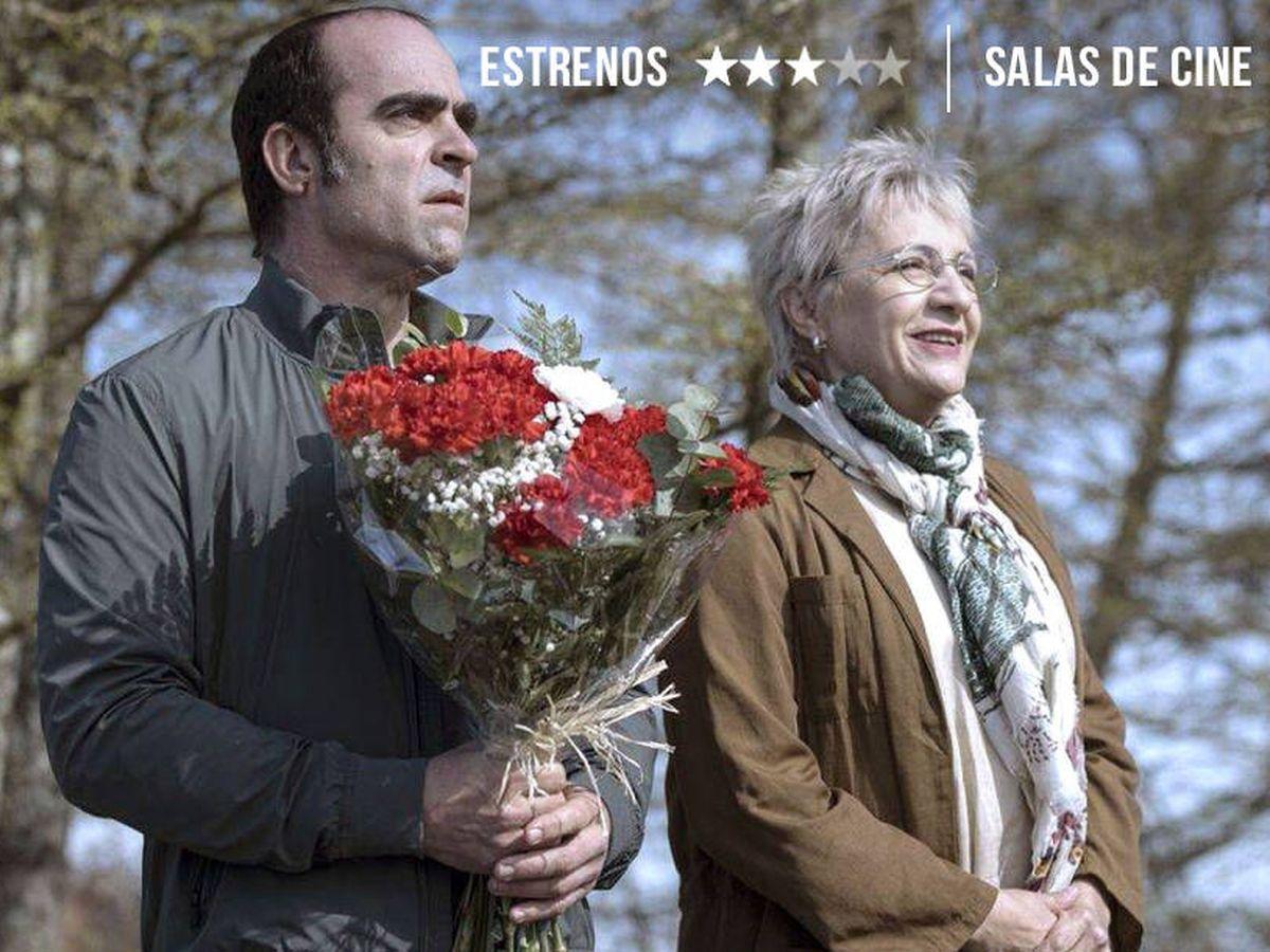 Foto: Luis Tosar y Blanca Portillo, en un momento de 'Maixabel'. (Buenavista)