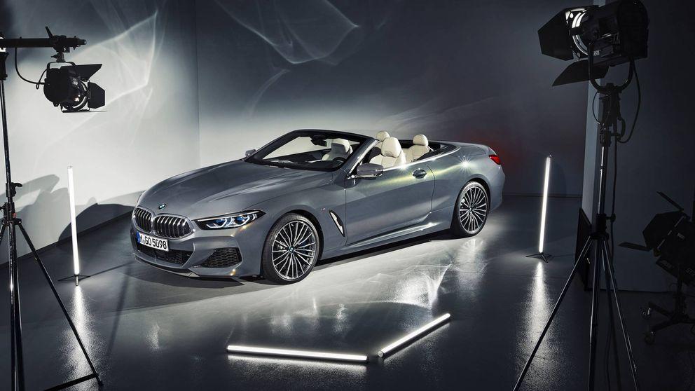 BMW Serie 8 Cabrio: no caben más lujos en un deportivo descapotable de cuatro plazas