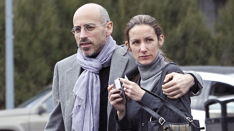 Foto: Jaime del Burgo y Telma Ortiz, en una imagen de archivo (Gtres)