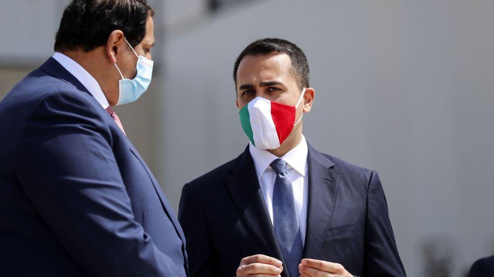 Foto: Luigi di Maio. (Reuters)