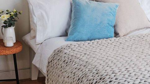 Primark Home tiene la manta de punto perfecta para revolucionar tus noches de películas