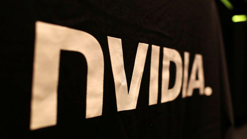Foto: Logo de Nvidia.