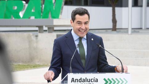 Juanma Moreno: Si el Gobierno no toma una decisión sobre AstraZeneca lo hará Andalucía