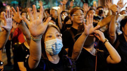 Hong Kong prohíbe protestas programadas para el 1 de octubre, día nacional de China