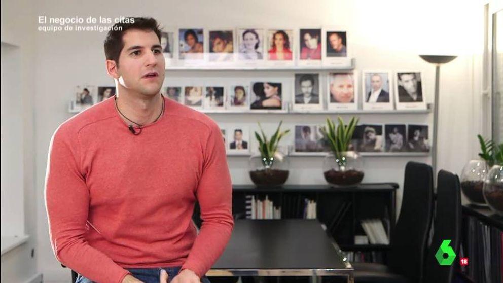 Julián Contreras desvela sus problemas con Tinder en 'Equipo de investigación'