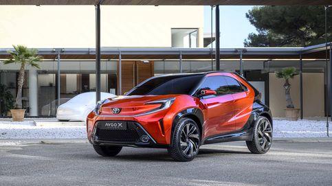 Toyota desvela su todocamino más pequeño, el Aygo X Prologue