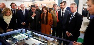 Post de La viuda de Ordóñez ante Aznar, Casado y Urkullu: