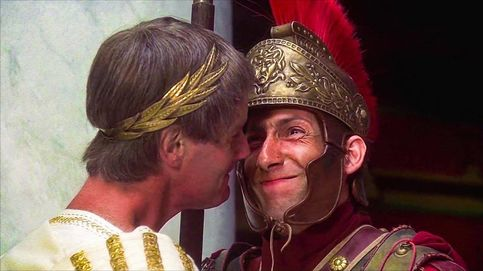 Esto son un romano y un persa...: la curiosa historia de los chistes