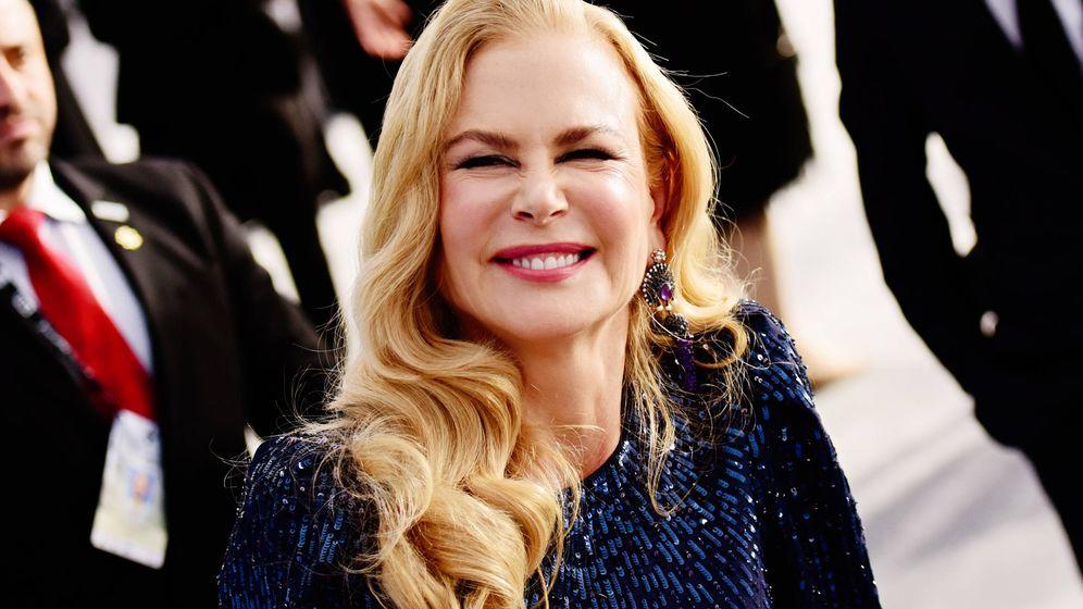 Foto: Nicole Kidman cumple 53 años y repasamos su evolución estética. (Getty)