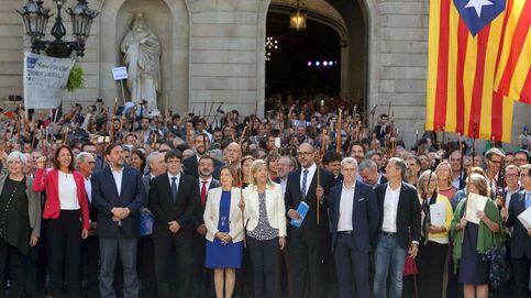 Los alcaldes rebeldes de Cataluña comenzarán este martes a declarar