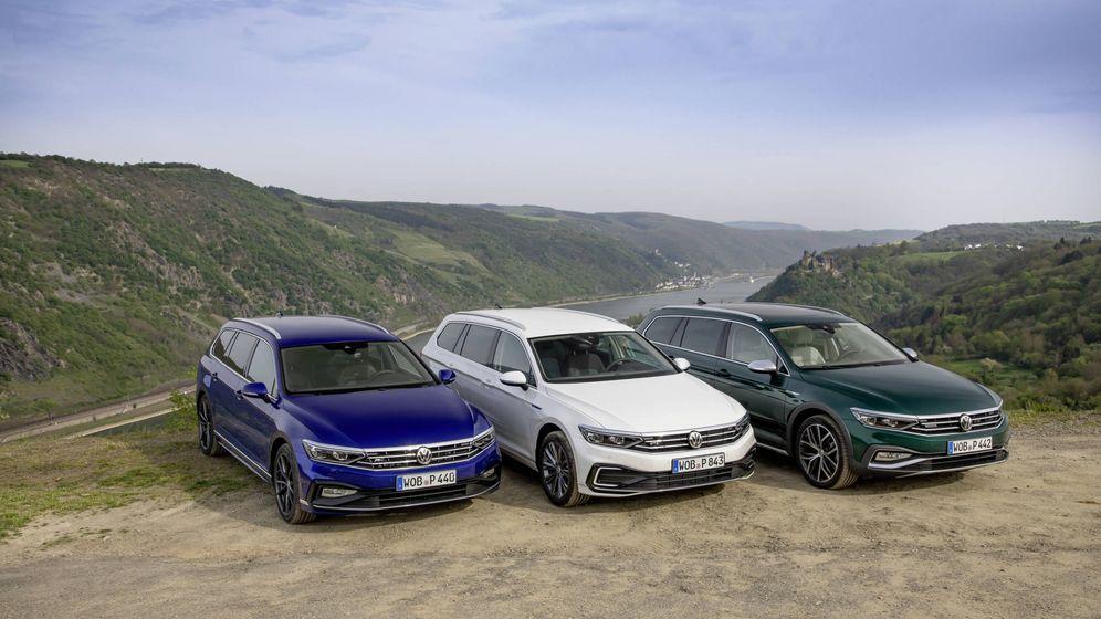 Foto: 46 años del Volkswagen Passat