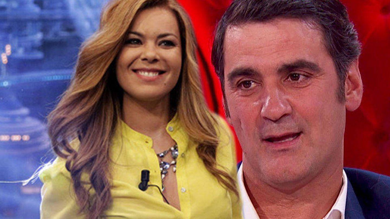 María José Campanario y Jesulín de Ubrique. (Antena 3)