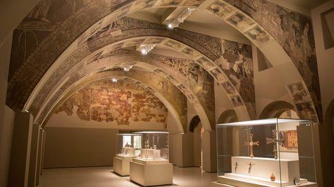 Los murales de Sijena: la gran batalla de Cataluña y Aragón podría ser inminente