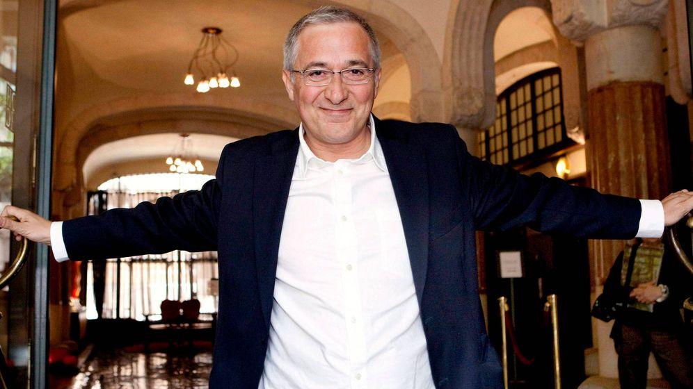 Foto: El periodista Javier Sardà, en una imagen de archivo. (EFE)