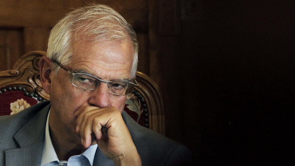 Borrell, el hombre que fumaba Marlboro