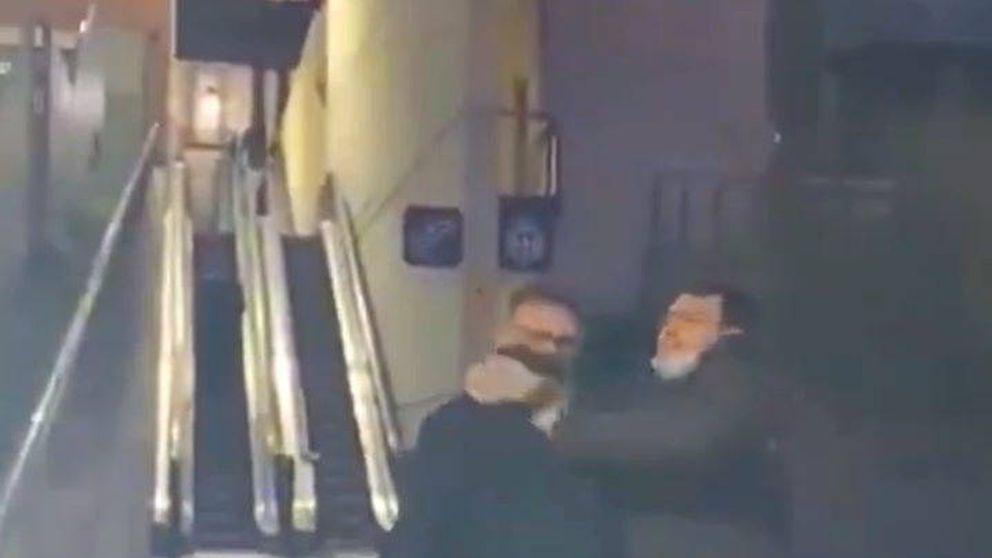 La agresión de los Boixos Nois a un ultra del Espanyol tras repartir comida en un hospital