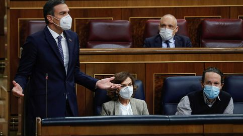 Sánchez da cuenta del estado de alarma en pleno repunte y sin cerrar el escudo social