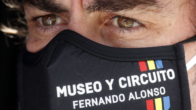 Fernando Alonso. (USA Today Sports)