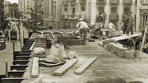 Naranjas de acero en el Banco de Valencia: la historia secreta de la sede de CaixaBank