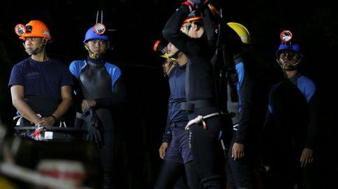 Un buzo español forma parte del operativo de rescate en Tailandia