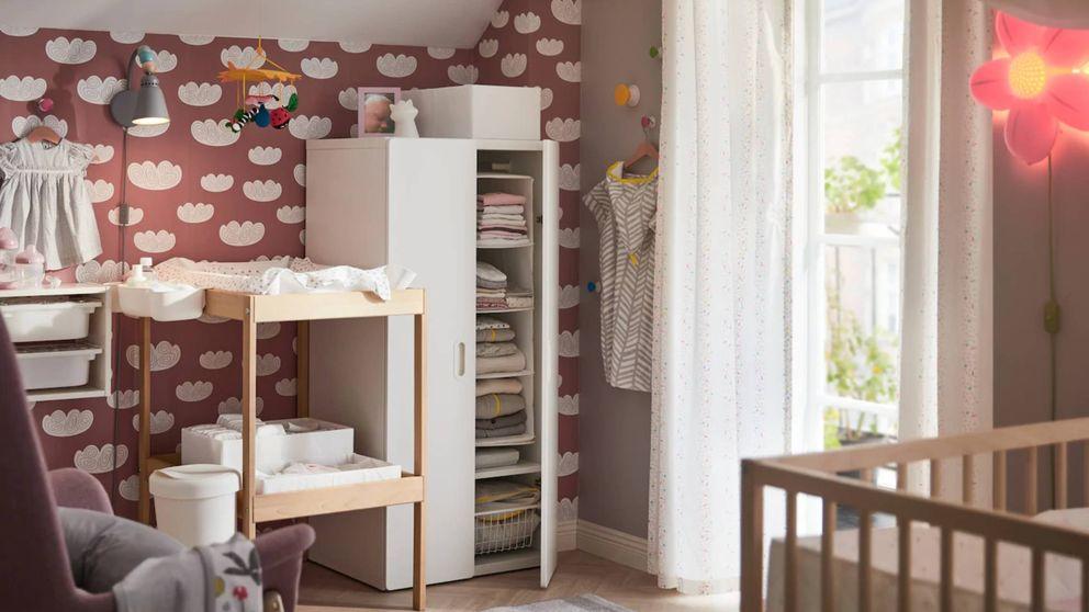 Todo listo para la llegada de vuestro hijo con las ideas de Ikea para el cuarto del bebé
