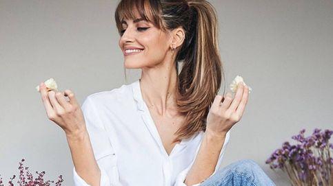 Ariadne Artiles muestra en Instagram su nevera y su lista de la compra saludable