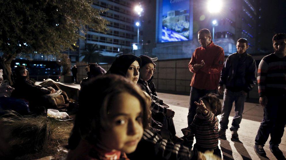 DNI españoles falsos para llegar a Europa