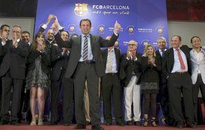 La Policía investiga a la tesorera del Barça por negocios con Oriol Pujol