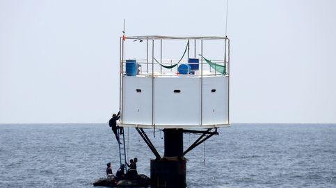 Una pareja puede ser castigada a morir por habitar una casa en medio del mar