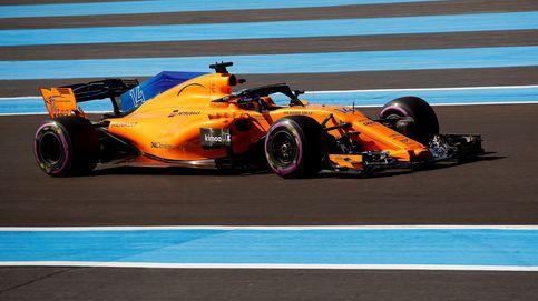La carrera del GP de Francia de F1 en directo: Alonso tendrá que remontar