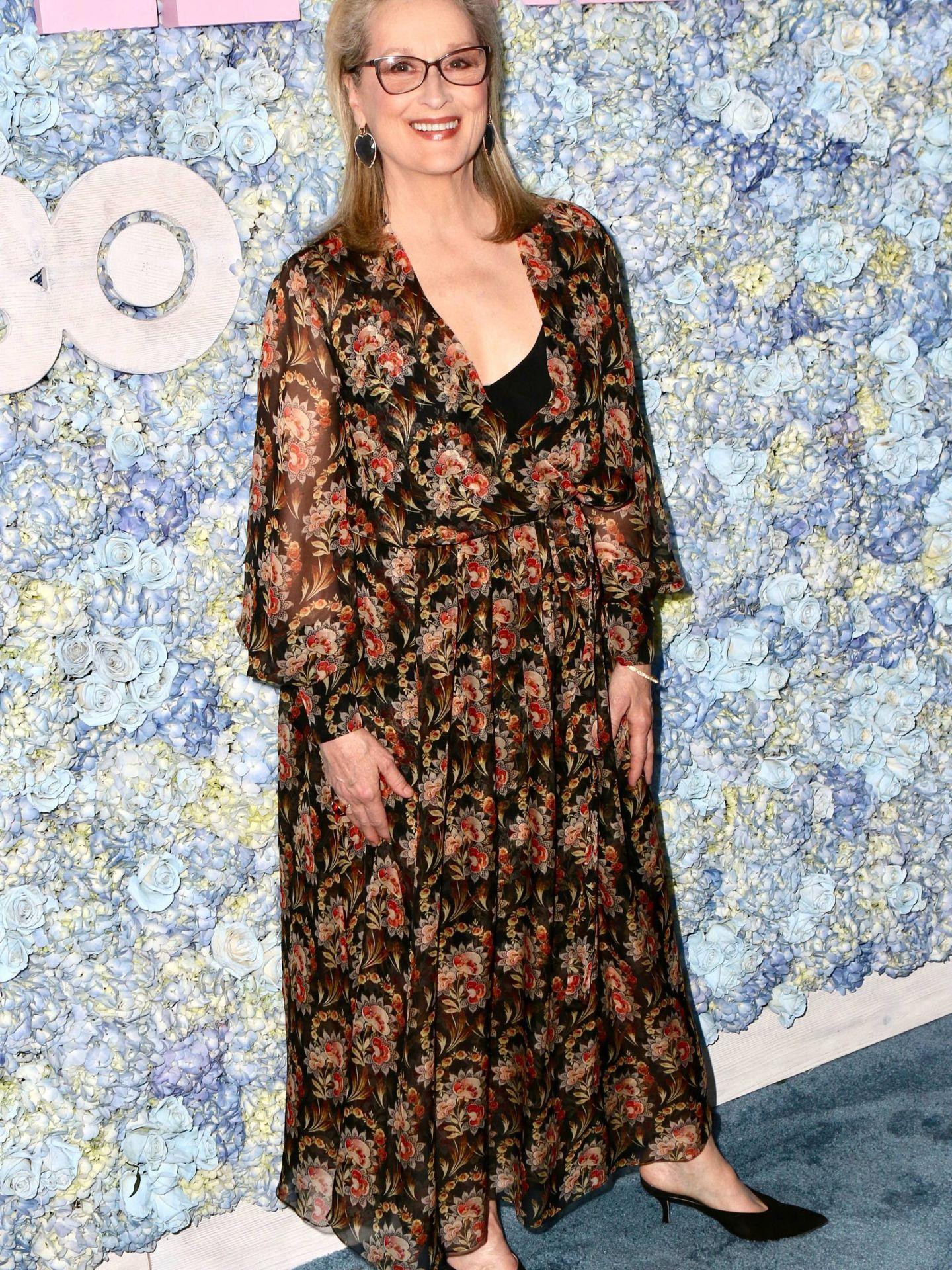 Meryl Streep. (Cordon Press)