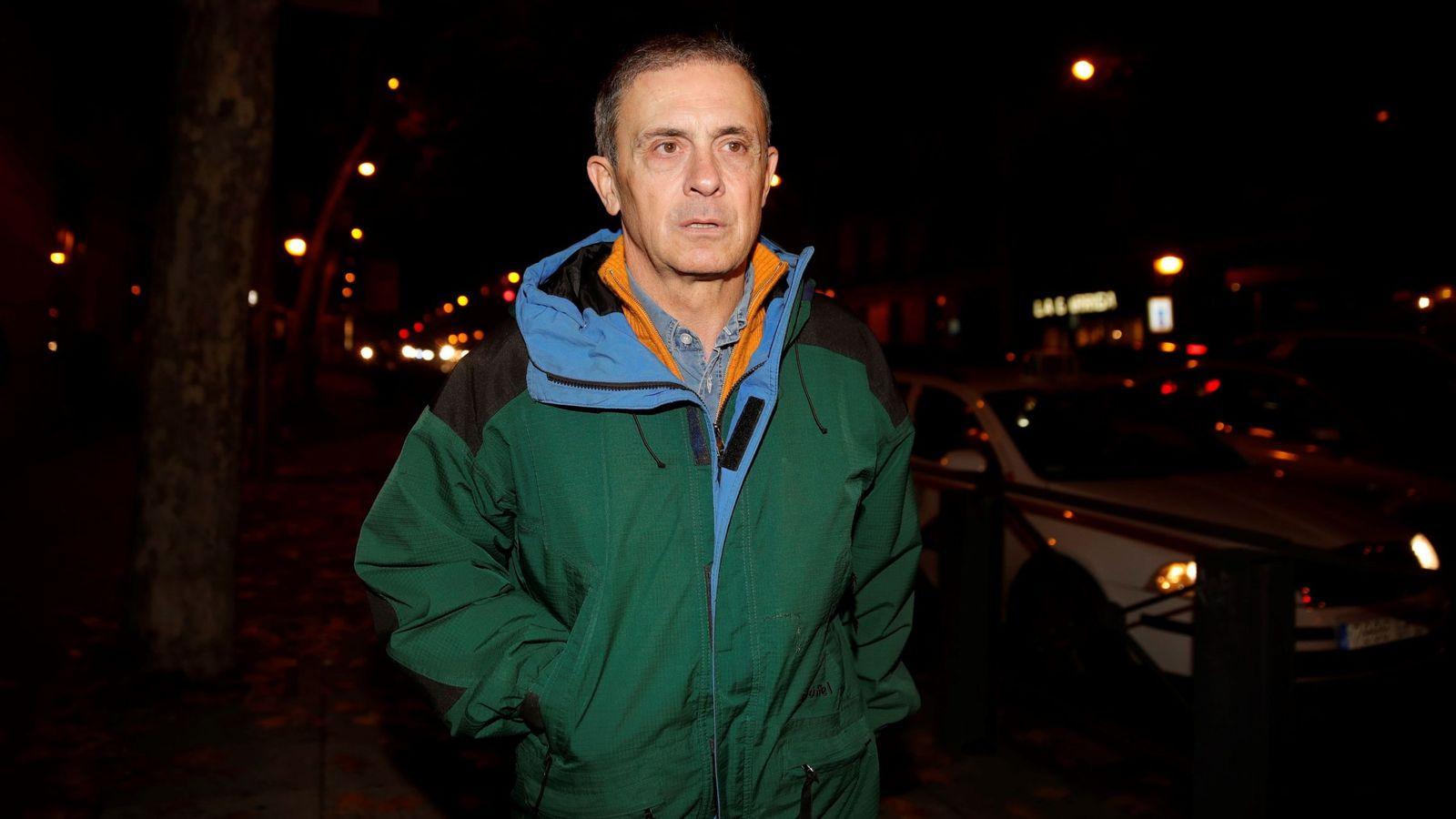 Foto: Jordi Pujol Ferrusola, primogénito del expresidente catalán, a su llegada a la Audiencia Nacional. (EFE)