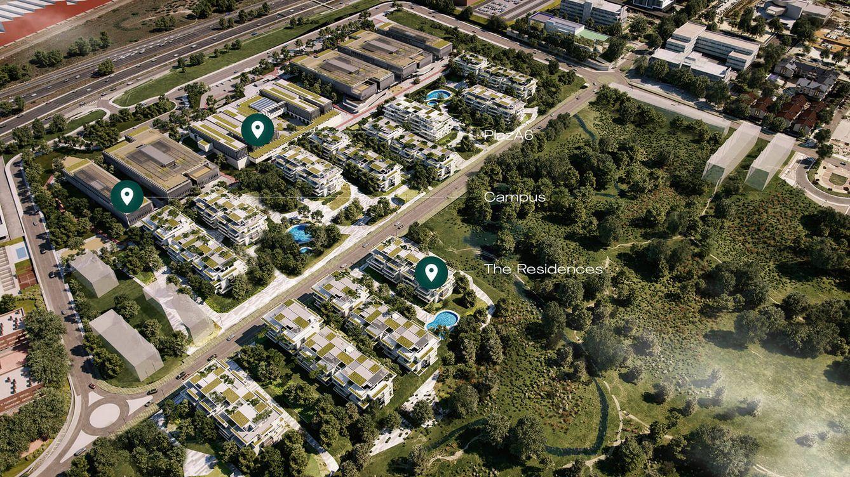 Levitt 'resucitará' el edificio Kodak dentro de una megaurbanización de 500 pisos