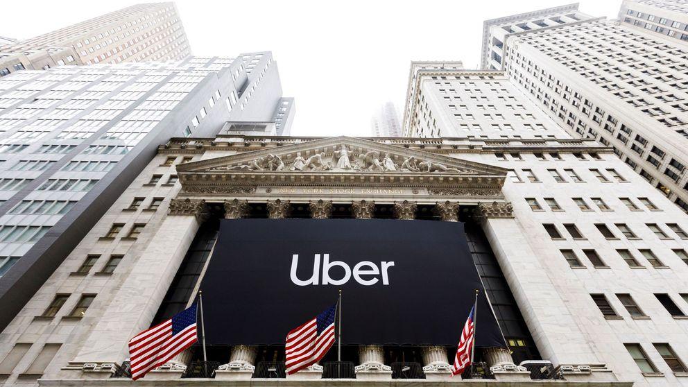 Uber pierde 6.000 M de valoración en la mayor OPV de una 'tech' desde Facebook