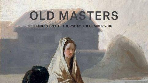 Borja Thyssen subasta un Goya en Londres por sus líos con Hacienda