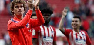 Post de El Atlético de Madrid asume el adiós de Griezmann (por su nueva cláusula)