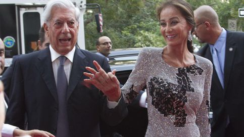 Mario Vargas Llosa se instala en casa de Isabel Preysler