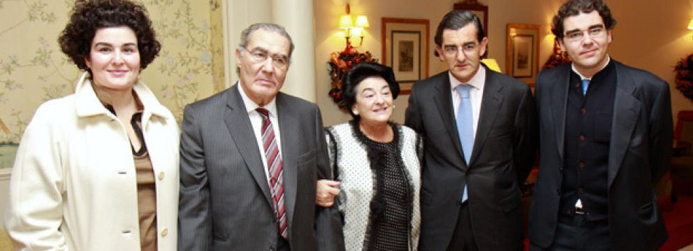 Foto: Familia Abarca-Cidón. (http://www.redaccionmedica.com/)