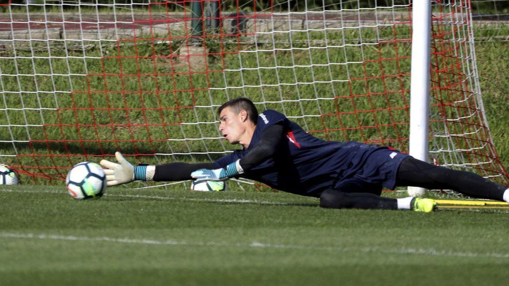 Kepa, otro empujón a Keylor Navas hacia la puerta de salida del Real Madrid