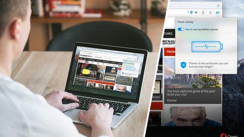 Bofetada de Opera a Microsoft: su navegador barre al resto (de largo)