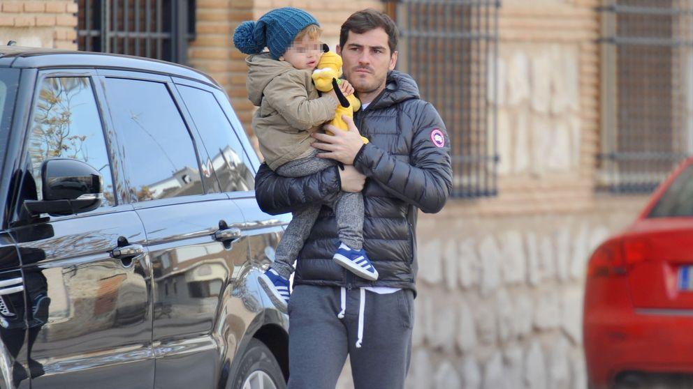Iker Casillas y Sara Carbonero pasan la Nochebuena en Corral de Almaguer