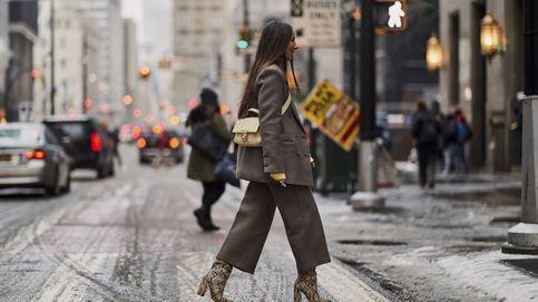 El pantalón culotte es la estrella del street style y sabemos por qué