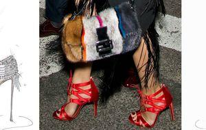 Olivia Palermo diseña zapatos